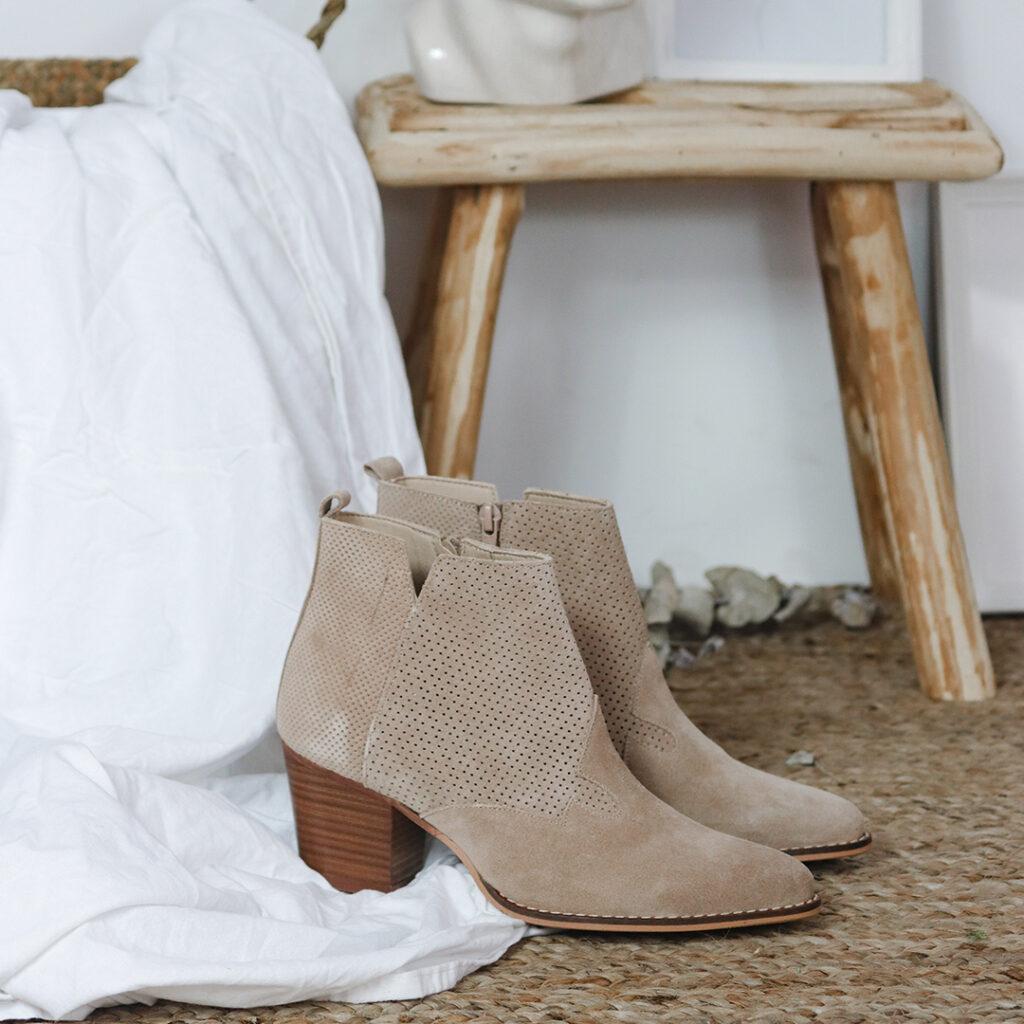 Zapatos para el día de la madre Botines Kissia