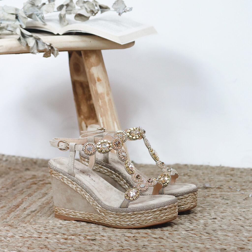 Zapatos para el día de la madre Alma en Pena
