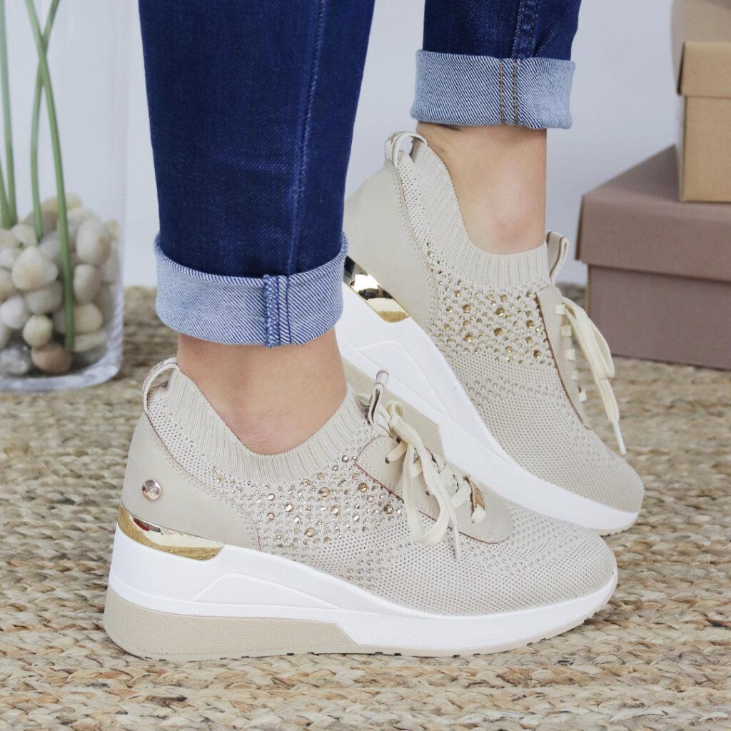 mejores sneakers de mujer XTI