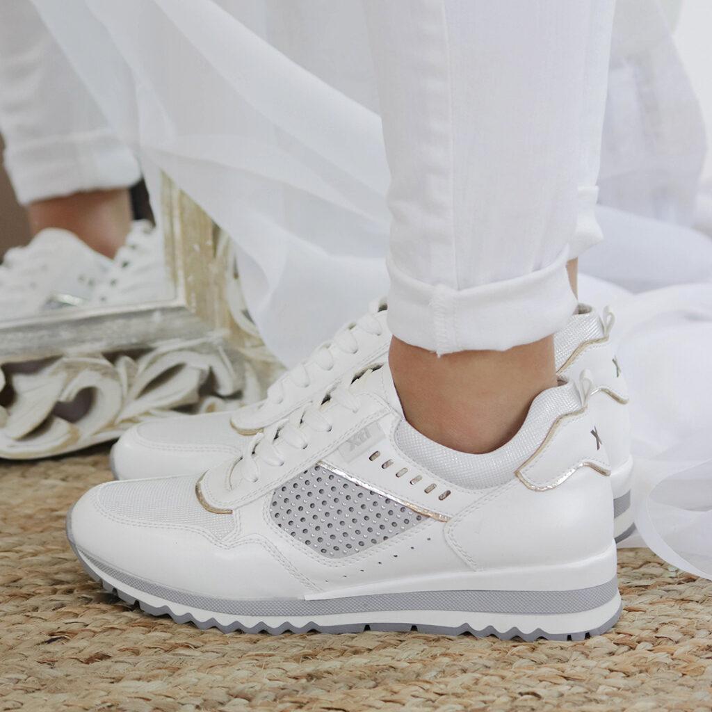 Cómo limpiar zapatillas blancas mujer XTI