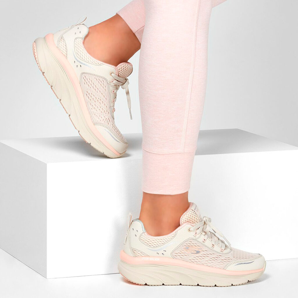 mejores sneakers de mujer Skechers