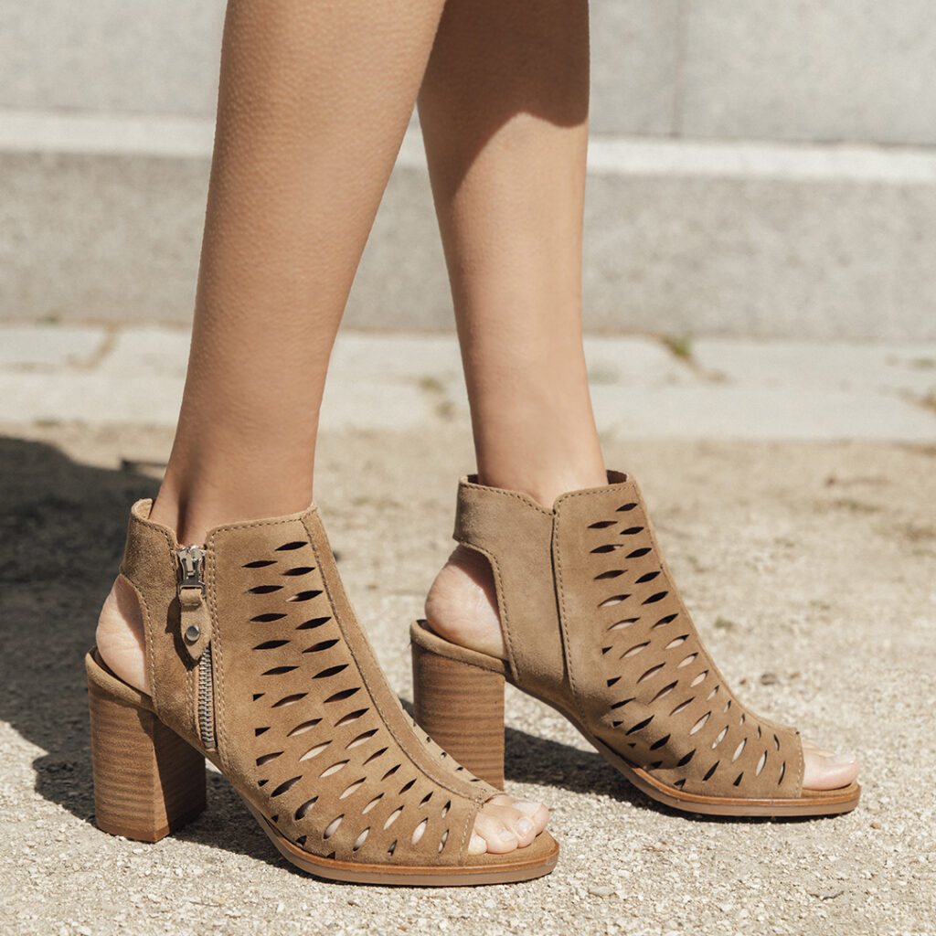 Campaña de zapatos Catchalot