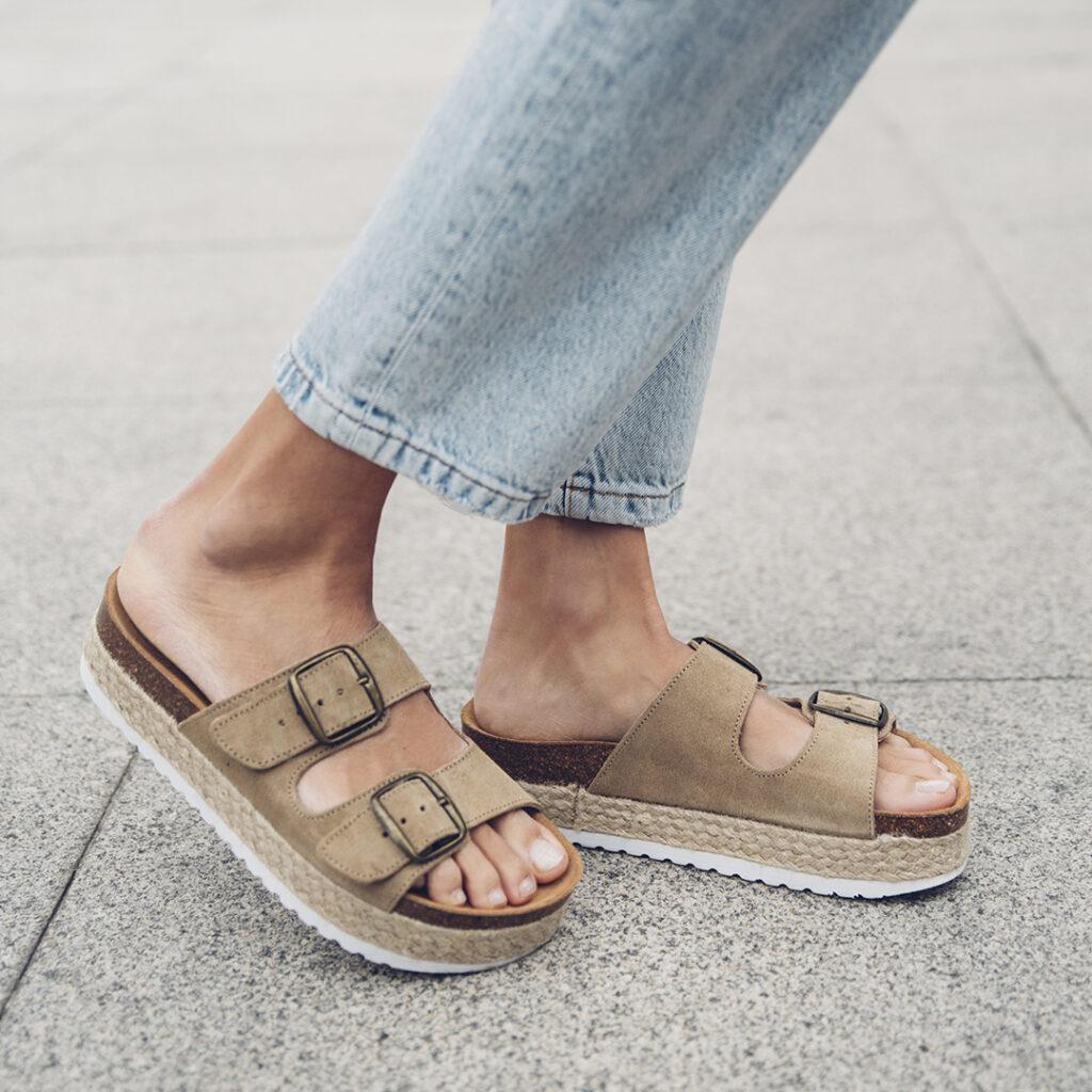 campaña de zapatos Catchalot Colour Feet