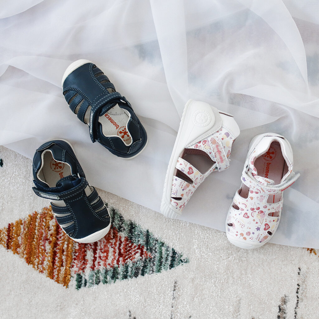 Blog zapatos Catchalot Las mejores sandalias Pablosky y Biomecanics para niños