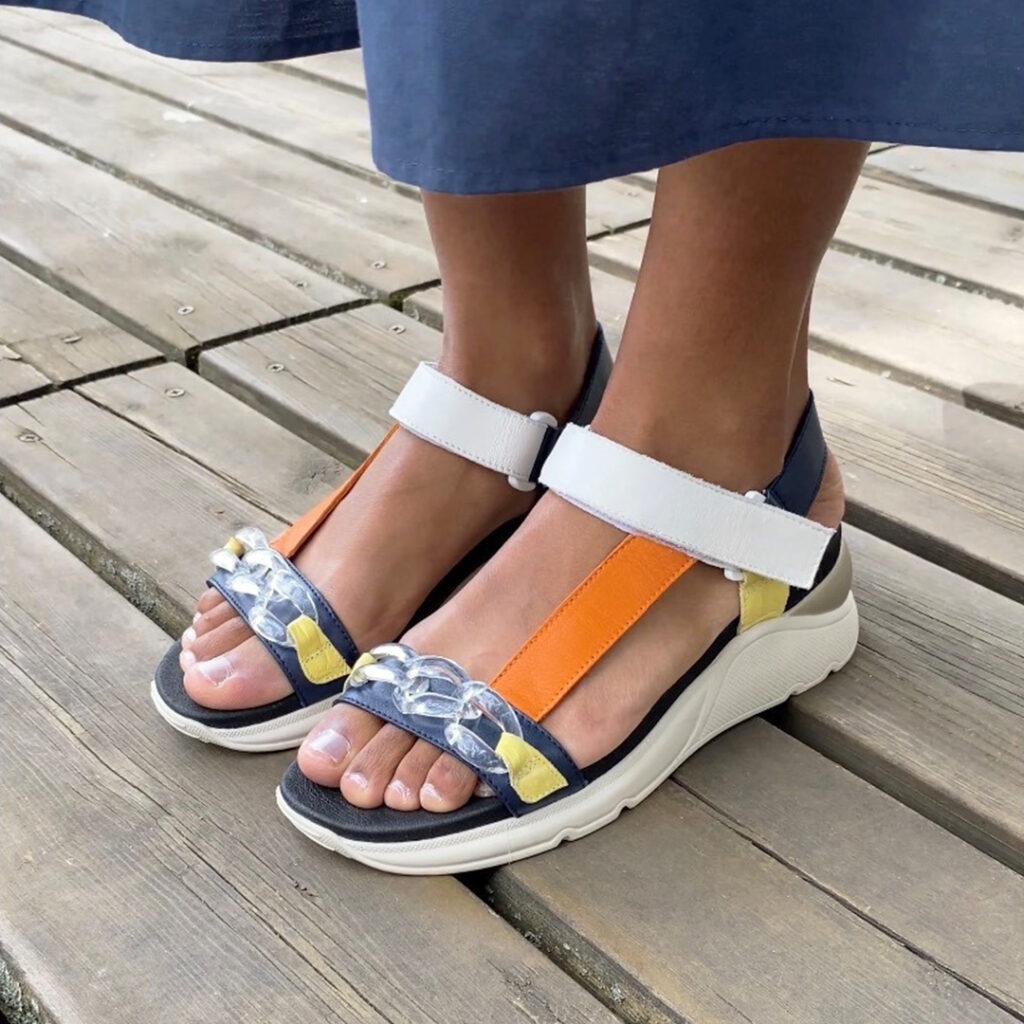 campaña de zapatos Catchalot Galia multi