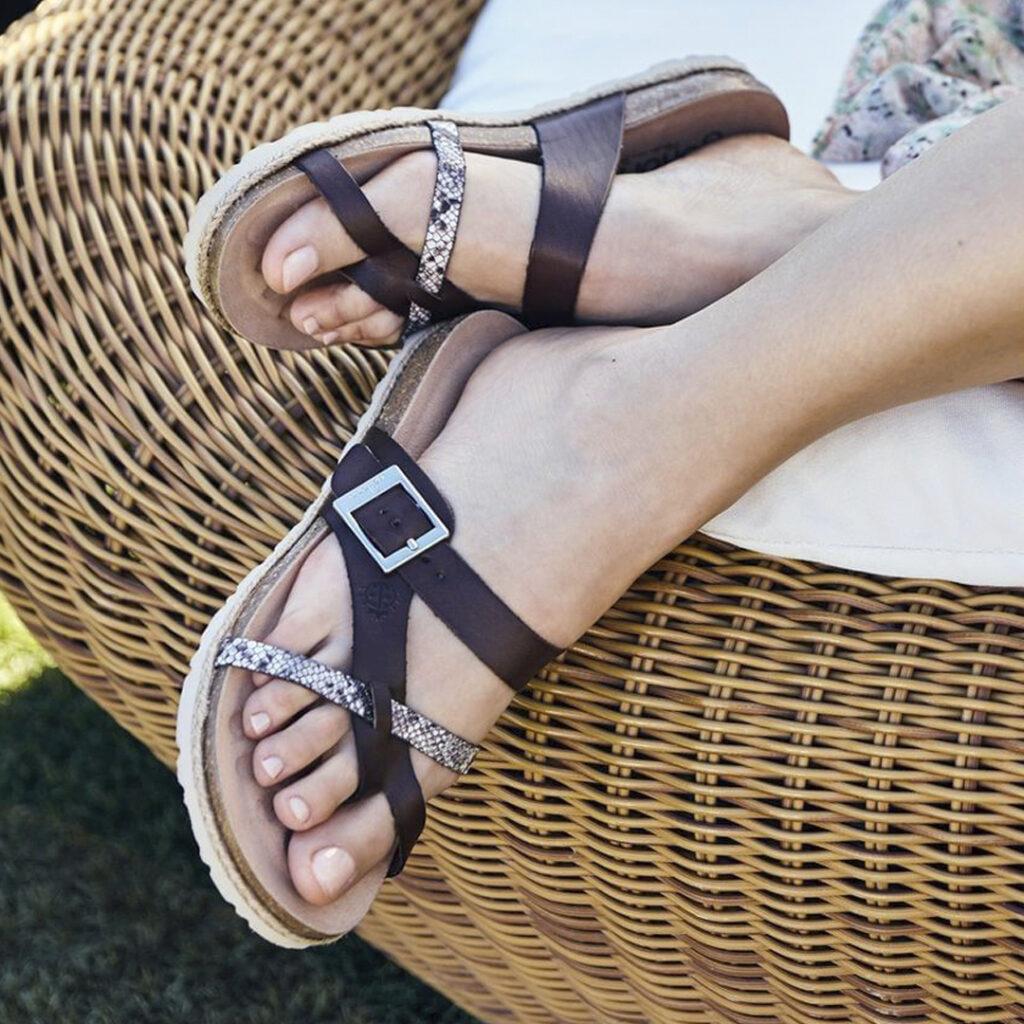 Sandalias minimalistas Yokono chipre