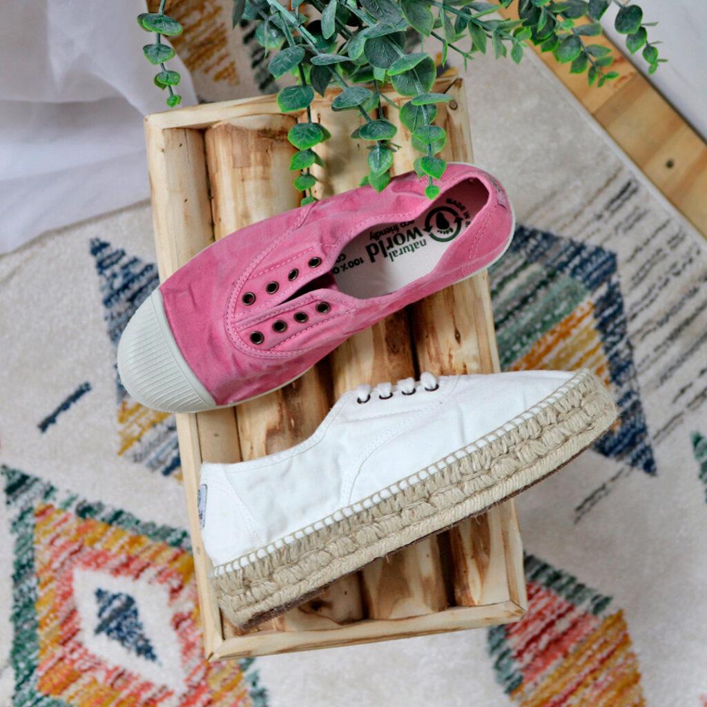 Blog de zapatos Catchalot zapatillas de lona de mujer