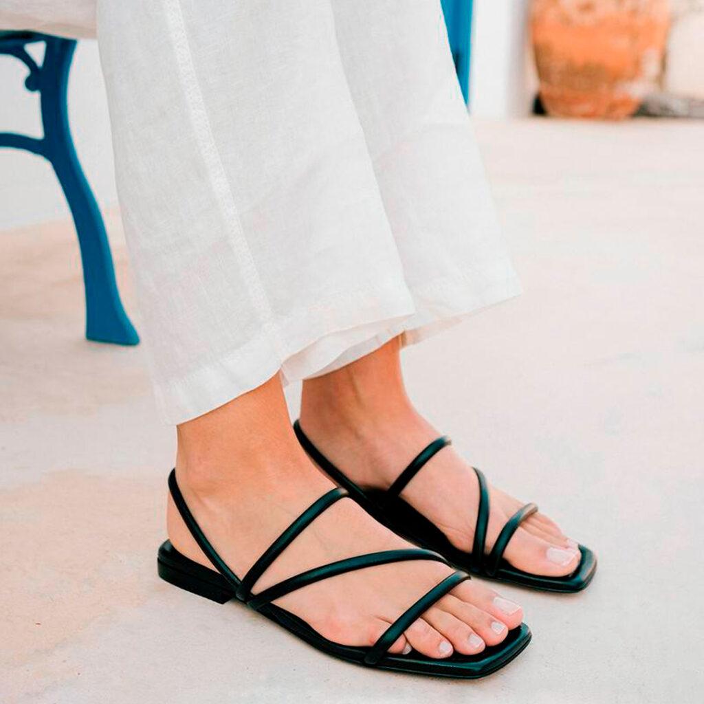 Blog de zapatos Catchalot sandalia de punta cuadrada