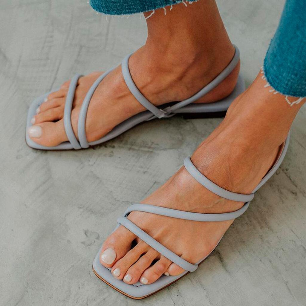 rebajas en sandalias mujer Bryan Roma