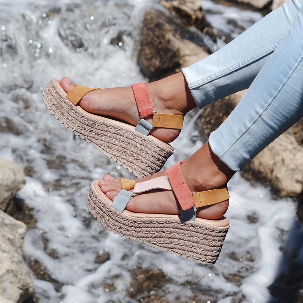 Rebajas en zapatos Andares