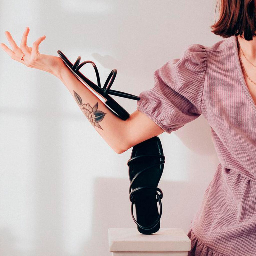 Blog de zapatos Catchalot trucos para que no resbalen los pies en las sandalias