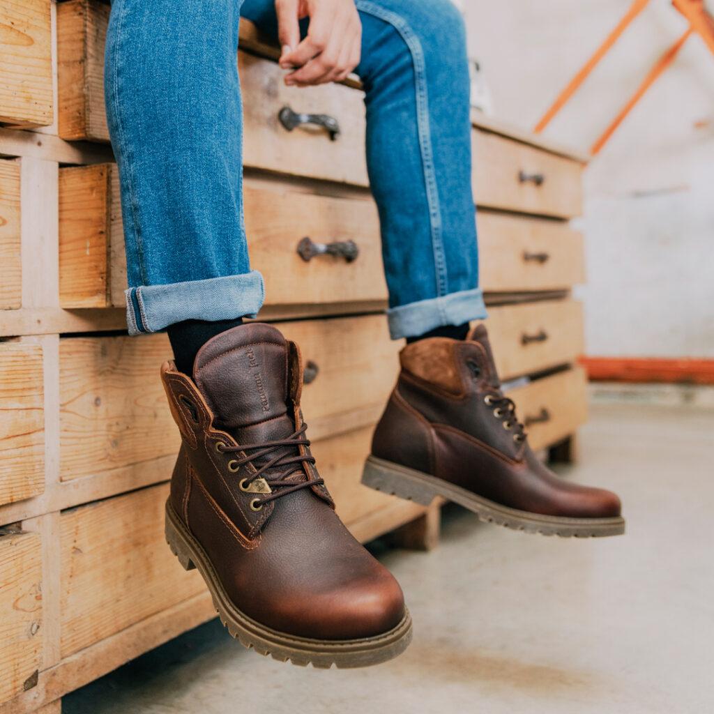 zapatos online Panama Jack Amur