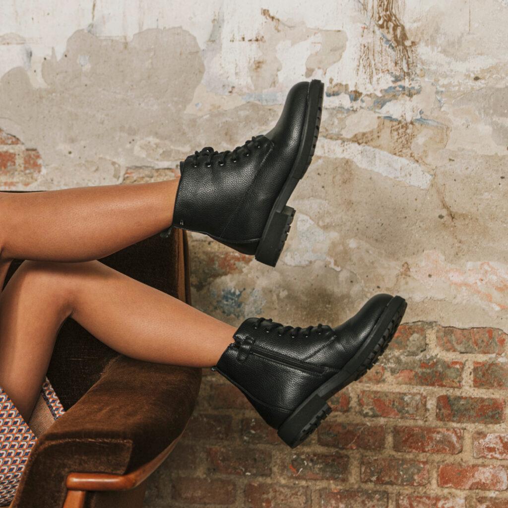 zapatos online Botas militares niños Gioseppo