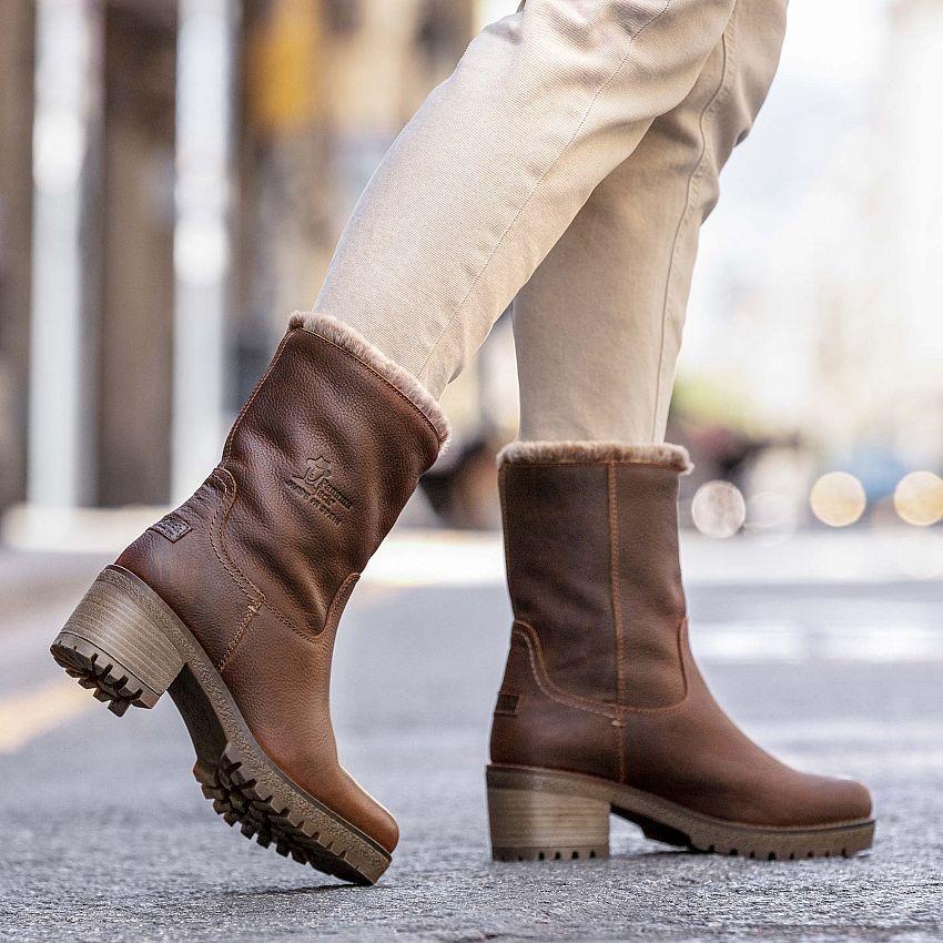 mejores botas de montaña de mujer Panama Jack