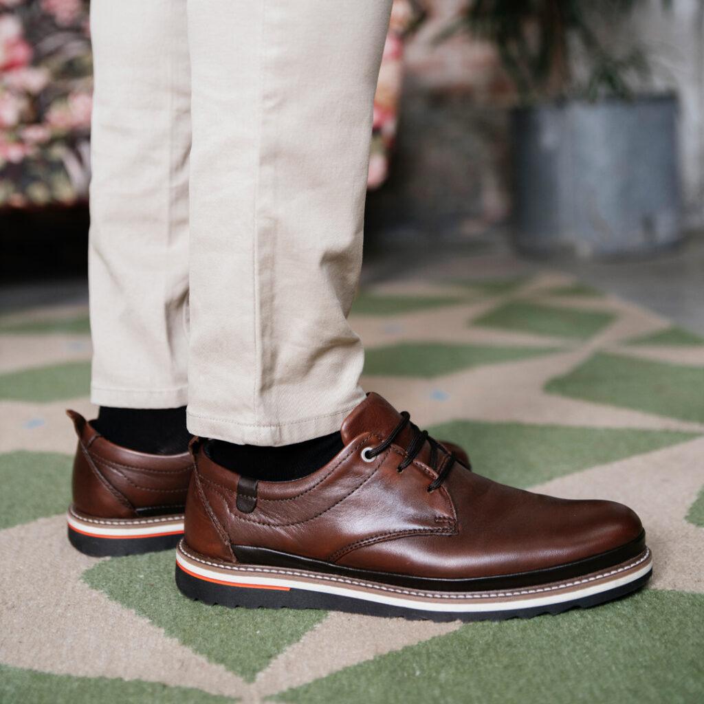 zapatos online Zapato marrón estilo casual Catchalot