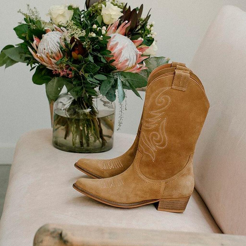 botas ecuestres de mujer Bryan Jandra