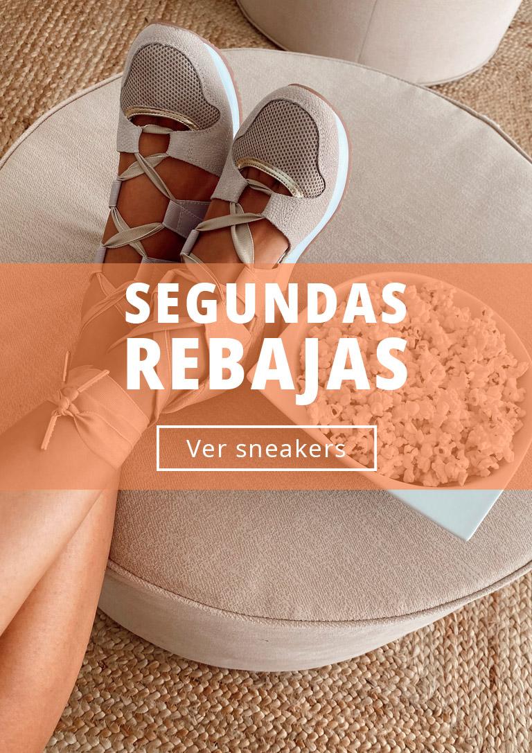 Segunda Rebajas Zapatos Mujer