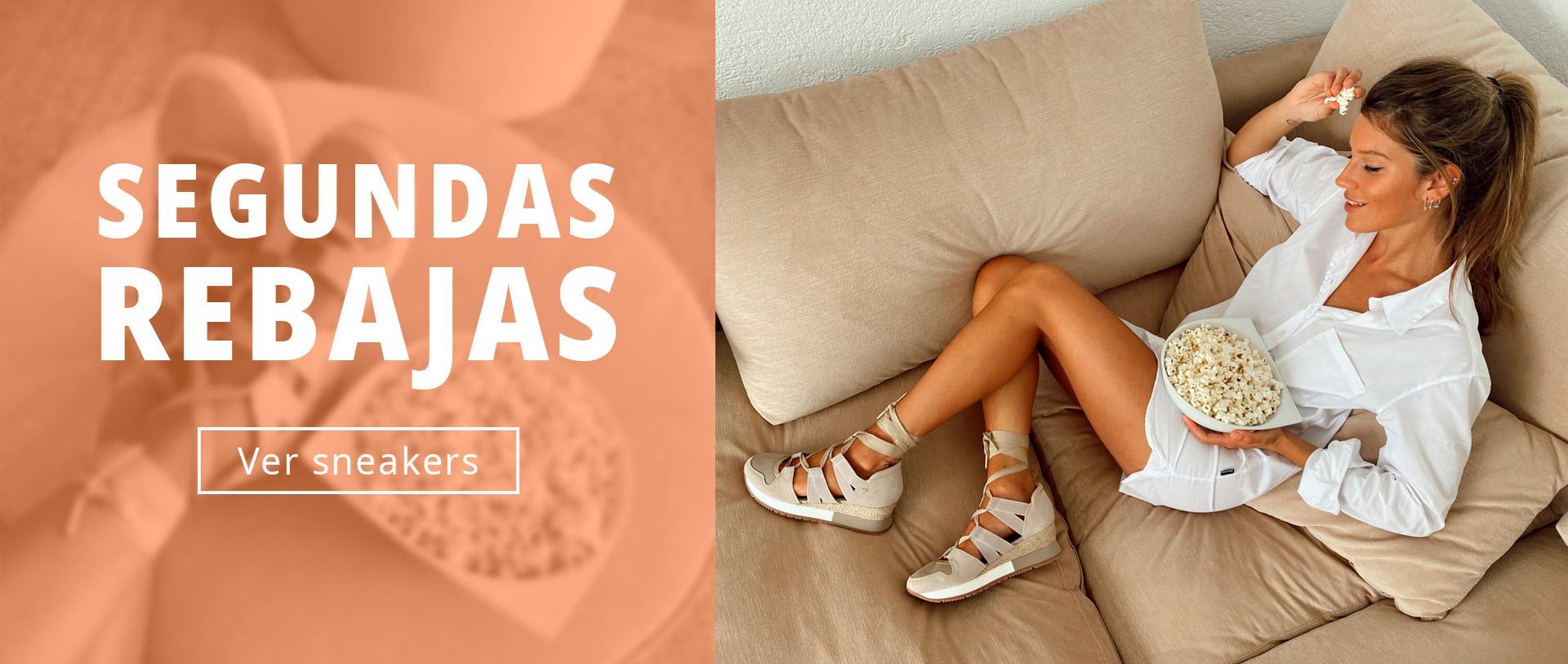 Rebajas Zapatos Mujer Online