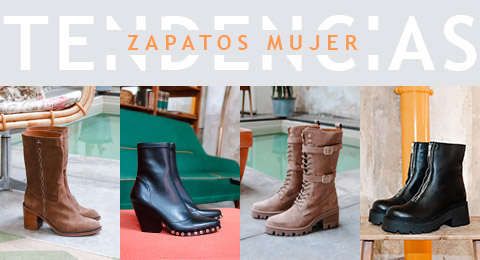 tendencias zapatos mujer nueva temporada
