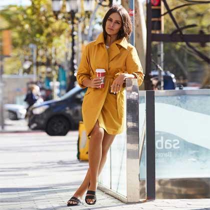 womens flip flops Cristina Pedroche