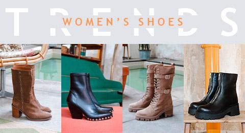 shoe trends women