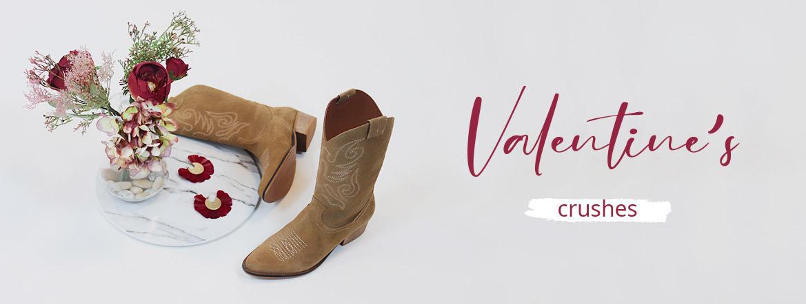 Zapatos de mujer San Valentin