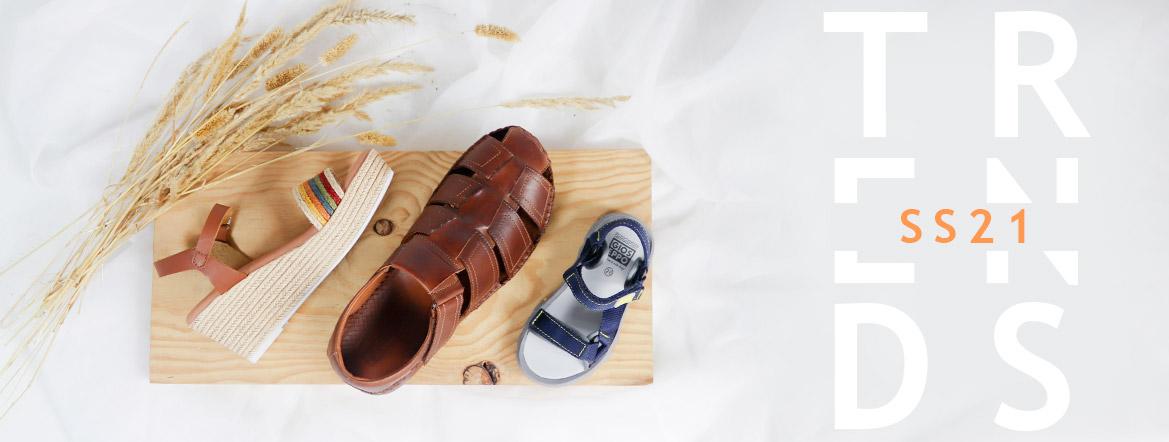 Tendencias zapatos de mujer