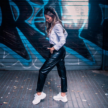 Marta Carriedo Skechers D´lite