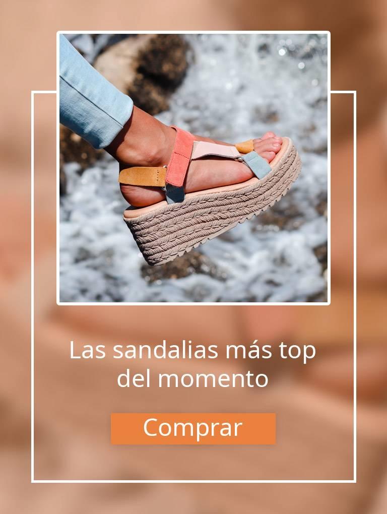 Sandalias mujer Andares