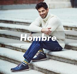 Temporada Zapatos Hombre