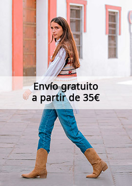 Envios gratuitos a partir de 35 euros