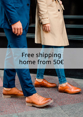 Free Shipping home from 50 euros