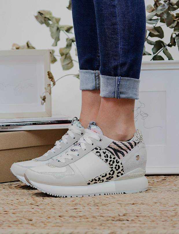 Rebajas Sneakers Mujer
