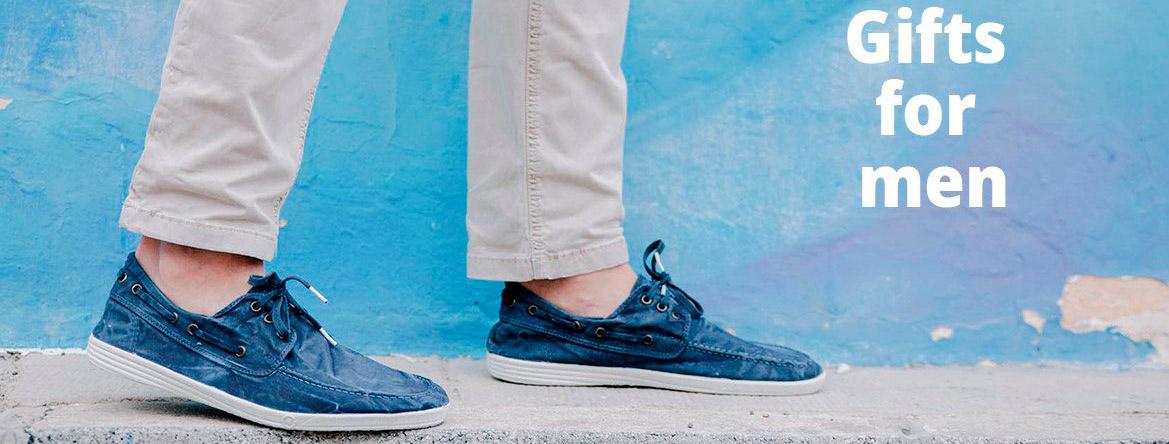 Regalos para hombre zapatos