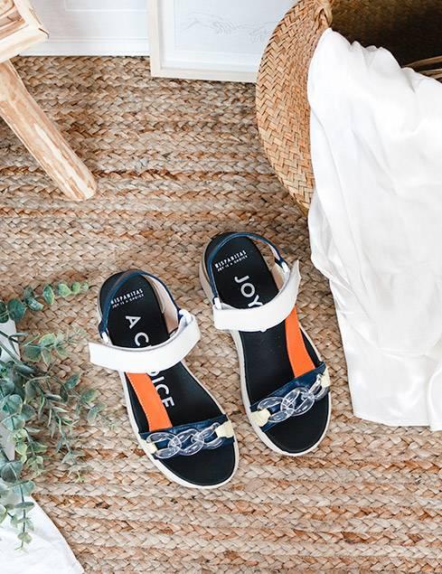 tendencias sandalias mujer